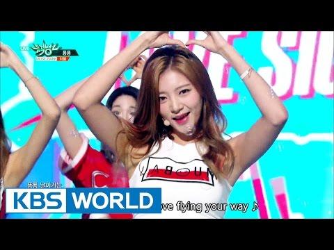 LABOUM - Shooting Love | 라붐 - 푱푱 [Music Bank / 2016.09.23]