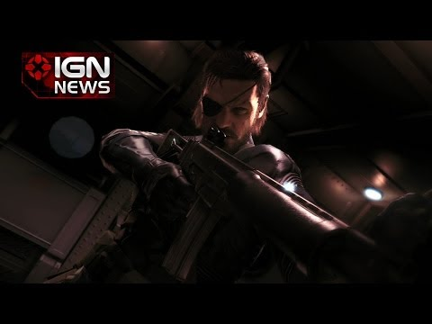 IGN News - Metal Gear Solid 5: The Phantom Pain May Release 'Early 2015'