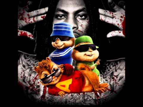 16. Smoke, Drank - Waka Flocka Flame CHIPMUNK'D