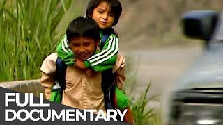 Most Dangerous Ways To School | BOLIVIA | Free Documentary
