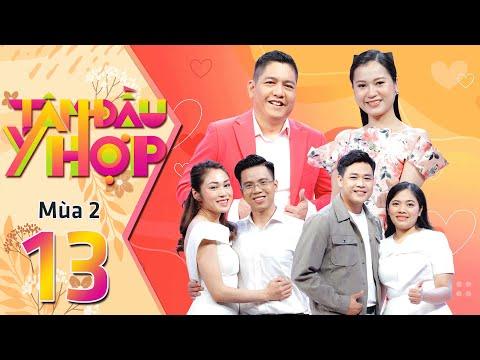Tâm Đầu Ý Hợp | Mùa 2-Tập 13: Hot boy trà sữa Tấn Lợi bị vợ