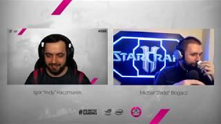 StarCraft 2 - Runda 1 - 8 spotkań Bo3