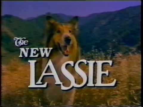 Baixar Lassie (abertura dublada)