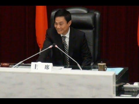 高雄市市長 韓國瑜 副市長 葉匡時 答覆議員質詢部分  高雄市政府兩岸小組工作專案報告