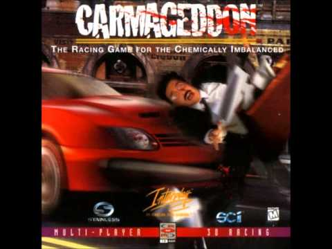 Carmageddon Soundtrack - 02 - Fear Factory - Body Hammer (Instrumental)