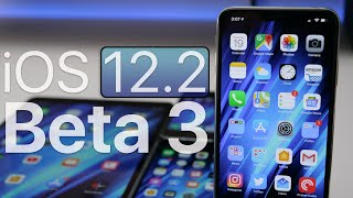 iOS 12.2 Beta 3 is Out! - What's New?