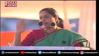 Vijayashanti reached BJP Head JP Nadda On GHMC elections