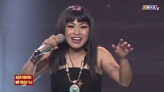 Phương Thanh khoe quãng giọng cực cao, cực khủng trong đêm chung kết Ai Sẽ Thành Sao