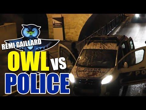 Лудак: Бувот Реми Гаилард против полицијата!