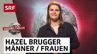 Hazel Brugger spricht schwyzerdütsch