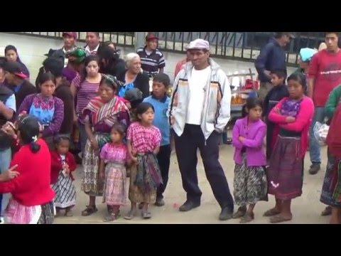 Parte 2 Feria Aldea la Victoria 12 de diciembre 2015 San Juan Ostuncalco