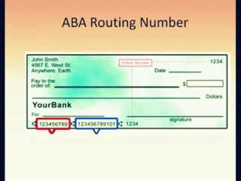 bank of america business routing number