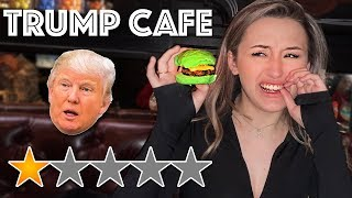 Eating At The WORST Reviewed Restaurant in My City (New York)