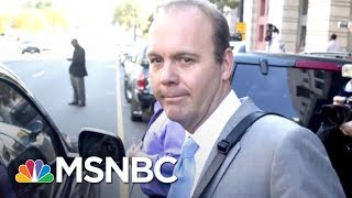 Lawrence: Robert Mueller Likely Has A Third Cooperating Witness | The Last Word | MSNBC
