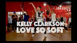 Kelly Clarkson - Love So Soft | Hamilton Evans Choreography