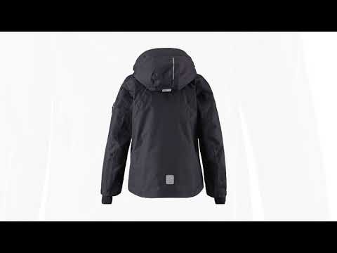 REIMA Wheeler Boys Jacket in Black