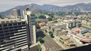 Gta V Online Maze Bank West Executive Office Garage Views Music Videos
