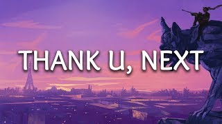 Ariana Grande ‒ thank u, next (lyrics)