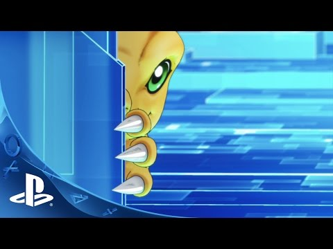 Digimon Story: Cyber Sleuth Trailer