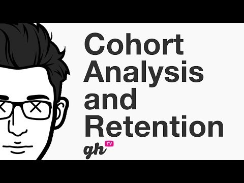 Rand Fishkin on Retention Cohort Analysis