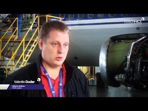 Customer feedbacks about FL Technics: Belavia