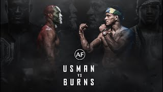 UFC 258: Usman vs Burns Promo | ''Never Surrender'' | Axiom Films
