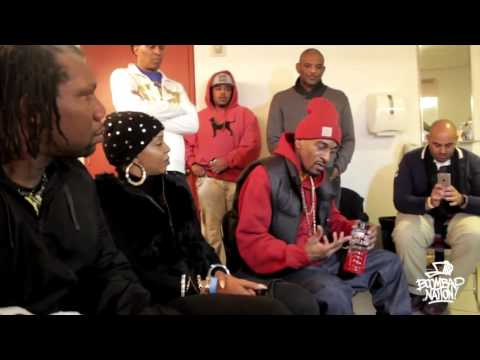 Boom Bap Nation Rakim Allah discusses his writing technique with KRS One after Masters of Ceremony.