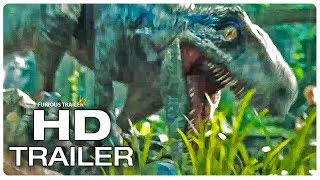 JURASSIC WORLD 2 All Clips + Trailer (2018)