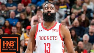 Houston Rockets vs Utah Jazz Full Game Highlights | 02/02/2019 NBA Season