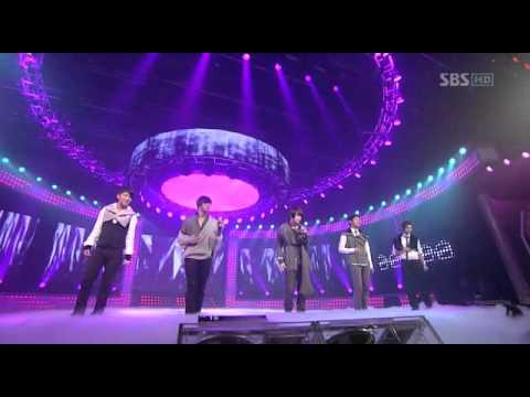 080928SBS東方神起TVXQ-Love In The Ice+Hey+Mirotic CUT