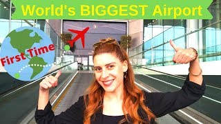 World's Biggest Airport Experience- New İstanbul Airport 2019