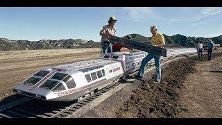 Supertrain NBC TV Show Model Super Train