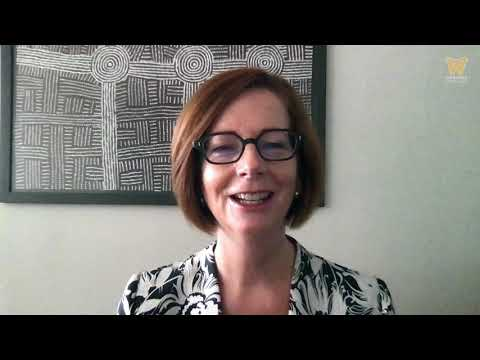 Message from Club patron Julia Gillard