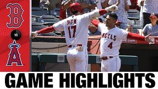 Red Sox vs. Angels Game Highlights (7/7/21) | MLB Highlights