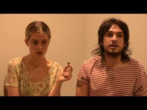 Wolf Alice Talks To The 13th Floor at Laneway 2018