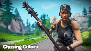 Fortnite - Chasing Colors Montage
