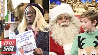 'SNL' Rewind: James Franco Hosts, Matt Lauer, Roy Moore and Al Franken Tackled | THR News