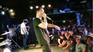 Touche Amore FULL SET (Chain Reaction 12.28.2012 night 1)