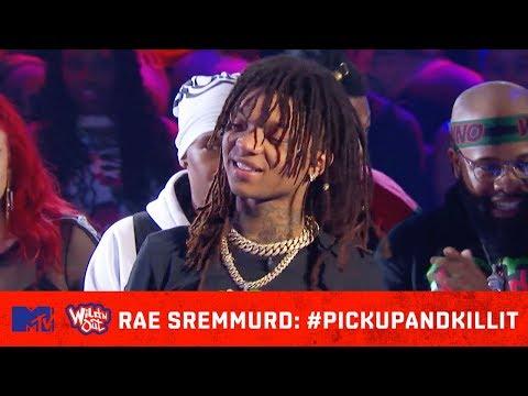Swae Lee of Rae Sremmurd Flies High ✈️   Wild 'N Out   #PickUpAndKillIt