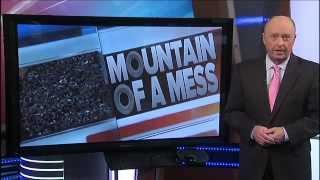 A Mountain of a Mess - True Tales from the Gritty Streets