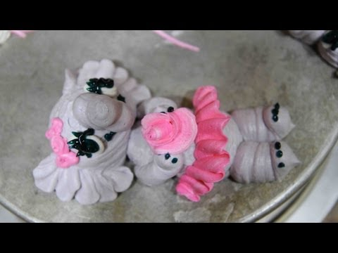 Elephants Figure Piping, Buttercream- Cake Decorating- How To - Smashpipe Style