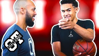 Trae Young DOMINATES & Calls Out JELLYFAM! Overtime Challenge | Episode 2