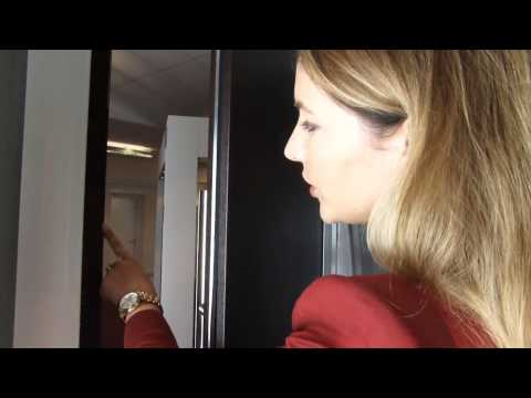 Hormann ThermoPro Front Entrance Door Demonstration