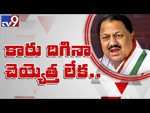End of D Srinivas Political Life ?