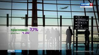 Все больше омичей предпочитают проводить отпуск не за границей, а на родине