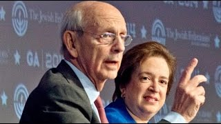 Stephen Breyer and Elena Kagan on Being Jewish Justices