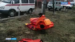 Стали известны подробности трагедии на искусственном котловане в Омске