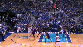Dallas Mavericks drain 20 3-pointers against LA Lakers (05.08.11)[Tied NBA Playoffs Record]
