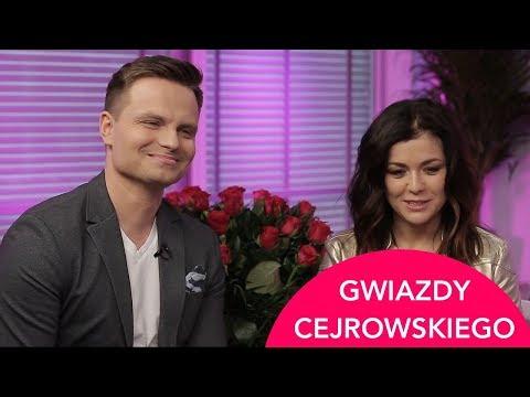 Kasia Cichopek i Marcin Hakiel: serce zabiło mocniej, gdy tańczyliśmy rumbę | Gwiazdy Cejrowskiego