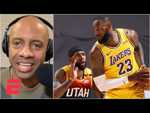 Lakers vs. Jazz reaction: The Lakers looked like a JV team! - JWill | KJZ